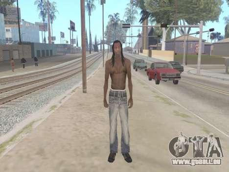Lil Wayne für GTA San Andreas