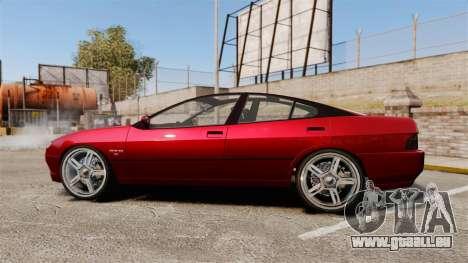 Imponte DF8-90 GT für GTA 4 linke Ansicht