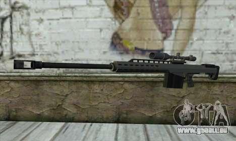 GTA V Heavy sniper pour GTA San Andreas