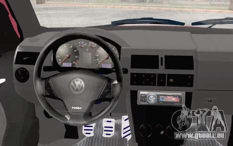 Volkswagen Parati SPS Club pour GTA San Andreas vue de droite