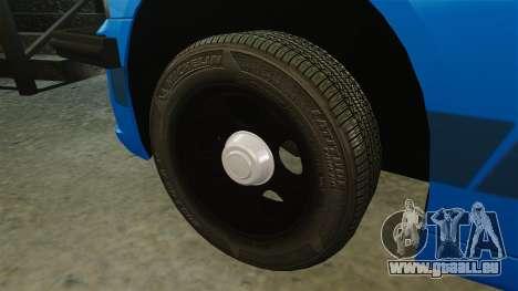 Dodge Charger 2013 LCPD [ELS] für GTA 4 Innenansicht