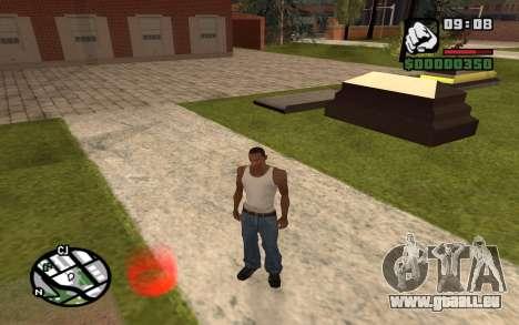 Besuchen Sie Ihre Mutter Grab für GTA San Andreas zweiten Screenshot