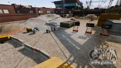 Off-road-track für GTA 4 weiter Screenshot