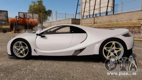 GTA Spano für GTA 4 linke Ansicht