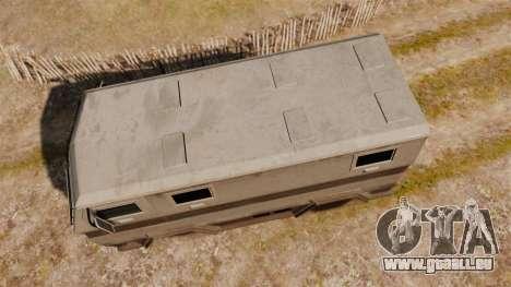 GTA IV TBoGT HVY Brickade für GTA 4 rechte Ansicht
