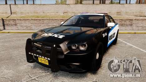 Dodge Charger 2013 Liberty City Police [ELS] für GTA 4