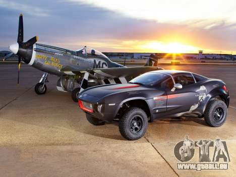 Les écrans de démarrage Rally Fighter pour GTA 4 huitième écran