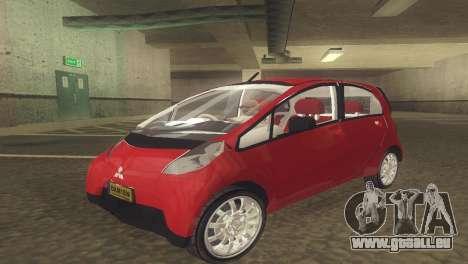 Mitsubishi i MiEV für GTA San Andreas