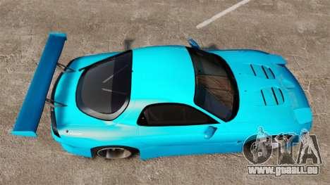 Mazda RX-7 Super Edition pour GTA 4 est un droit