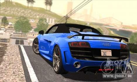 ENBSeries For Low PC für GTA San Andreas fünften Screenshot
