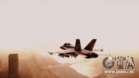 ENBSeries By AVATAR 4.0 Final pour GTA San Andreas deuxième écran