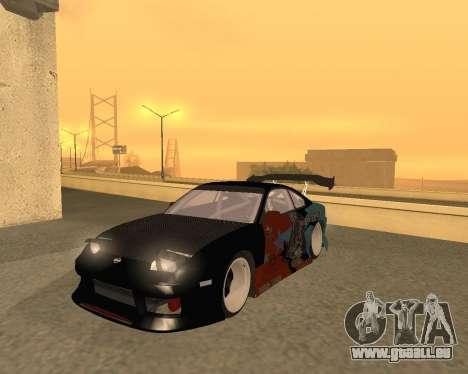 Nissan 150sx Evil Empire pour GTA San Andreas