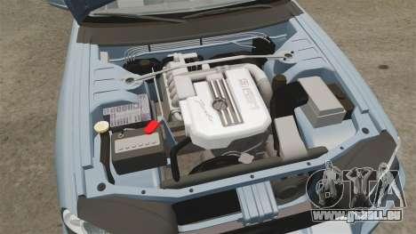 Nissan Skyline ER34 GT25 pour GTA 4 est une vue de l'intérieur