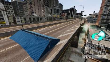 Трек-Die Herausforderung Angenommen- für GTA 4 Sekunden Bildschirm