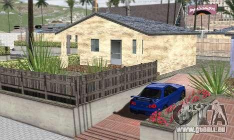 ENBSeries For Low PC für GTA San Andreas her Screenshot