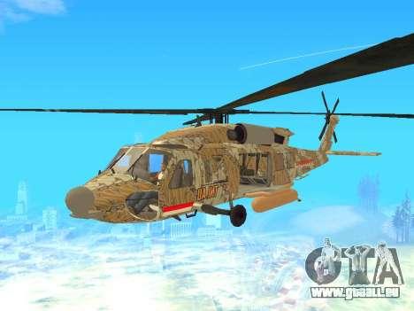 SH-60  Batik Indonesia für GTA San Andreas