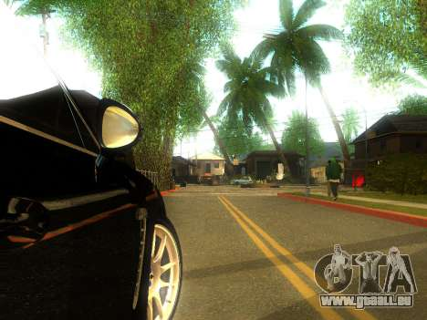 New Grove Street v2.0 für GTA San Andreas her Screenshot