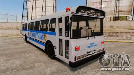 Brute Bus Corrections [ELS] für GTA 4
