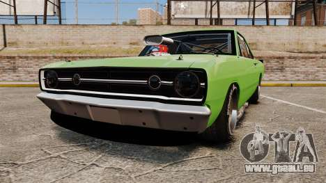 Dodge Dart 1968 pour GTA 4