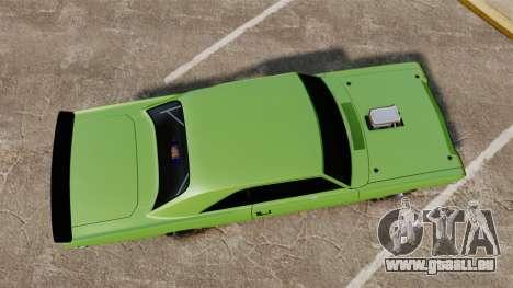 Dodge Dart 1968 pour GTA 4 est un droit