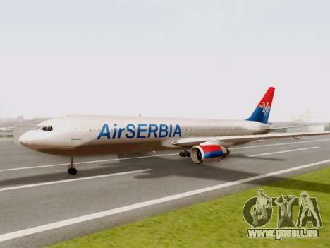 Boeing 767-300 pour GTA San Andreas