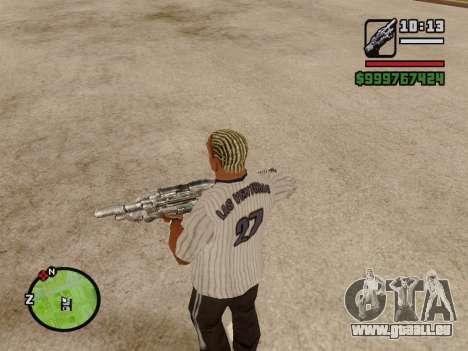 M-86 Sabre v.2 pour GTA San Andreas septième écran