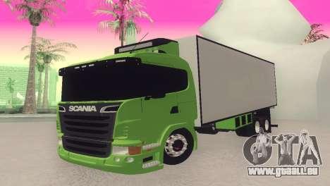 Scania 310 Bau für GTA San Andreas