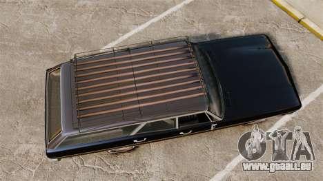GTA V Dundreary Regina Little Wheel für GTA 4 rechte Ansicht
