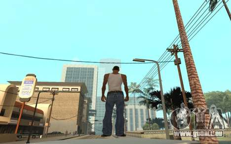 Ändern range rendering für GTA San Andreas