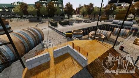 Hors-route sur piste pour GTA 4 septième écran