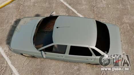 VAZ-2110 110 Bogdan pour GTA 4 est un droit