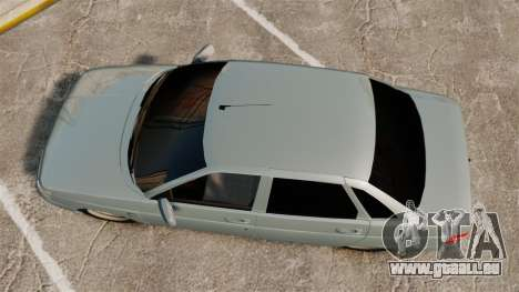 VAZ-2110 110 Bogdan für GTA 4 rechte Ansicht
