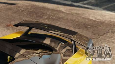 Mazda RX7 Veilside V8 pour GTA 4 est un côté
