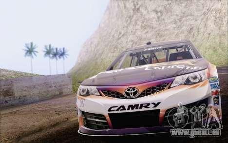 Toyota Camry NASCAR Sprint Cup 2013 für GTA San Andreas