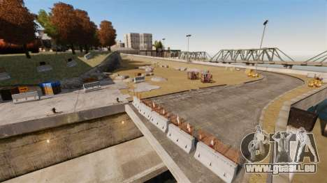 Off-road-track v2 für GTA 4 Zehntel Screenshot