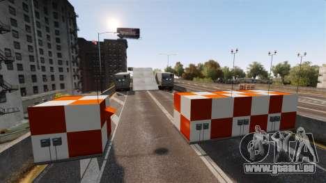 Трек-Die Herausforderung Angenommen- für GTA 4 weiter Screenshot