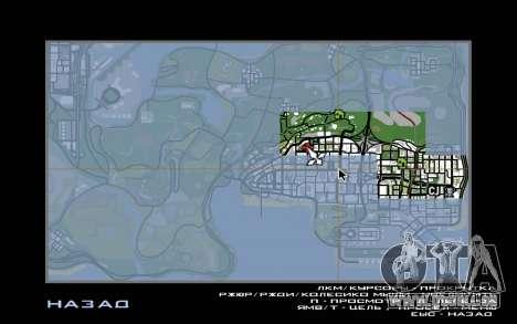 Besuchen Sie Ihre Mutter Grab für GTA San Andreas dritten Screenshot