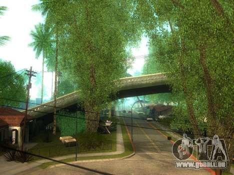 New Grove Street v2.0 pour GTA San Andreas