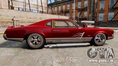 Declasse SabreGT Mexican Style pour GTA 4 est une gauche
