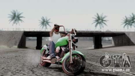 ENBSeries By AVATAR 4.0 Final für GTA San Andreas fünften Screenshot