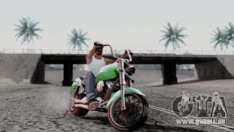 ENBSeries By AVATAR 4.0 Final pour GTA San Andreas cinquième écran