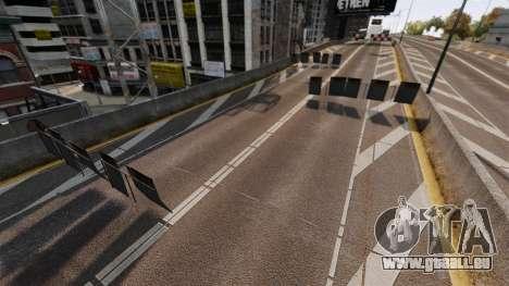 Трек-Die Herausforderung Angenommen- für GTA 4 dritte Screenshot