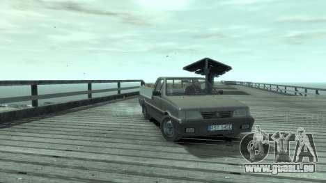 Daewoo-FSO ST 2000 für GTA 4 rechte Ansicht