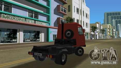 Multicar pour une vue GTA Vice City de l'intérieur