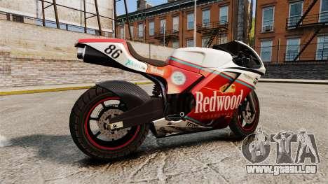 GTA IV TBoGT Pegassi Bati 800 für GTA 4 linke Ansicht