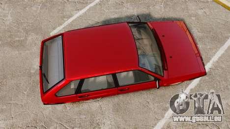 VAZ-Sat-2109 für GTA 4 rechte Ansicht