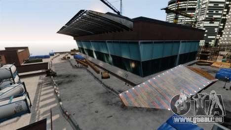 Hors-route sur piste pour GTA 4 dixièmes d'écran