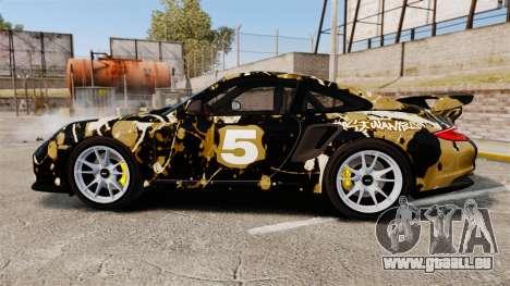 Porsche 911 GT2 RS 2012 BLOB pour GTA 4 est une gauche
