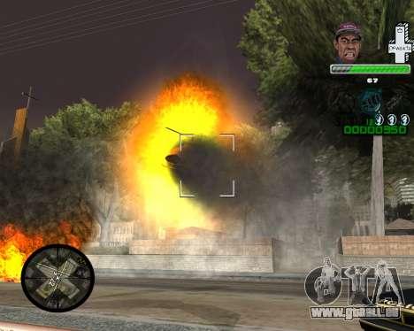 С-HAUT SWAG für GTA San Andreas dritten Screenshot