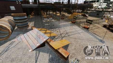 Off-road-track für GTA 4 fünften Screenshot